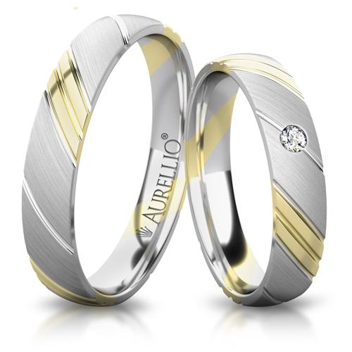 Snubní prsteny - Úchvatné SLUNCE 1. fotka
