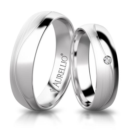 Snubní prsteny - Nekonečná VENUŠE 1. fotka