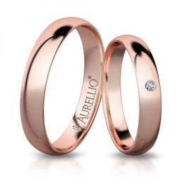 Snubní prsteny - Ocelový MERKUR