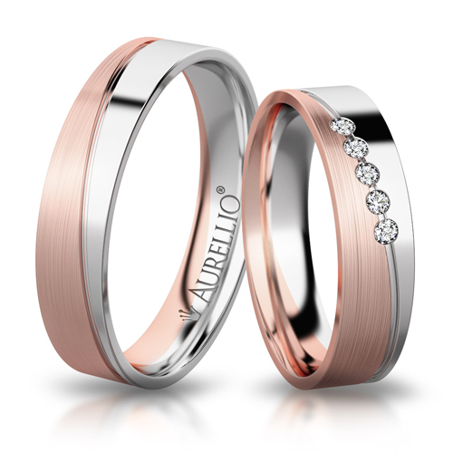 Snubní prsteny - Rozechvělá Venuše 1. fotka