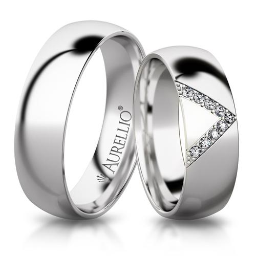 Snubní prsteny - Žhavé SLUNCE 1. fotka