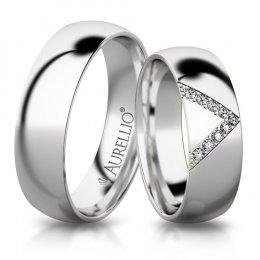 Snubní prsteny - Žhavé SLUNCE
