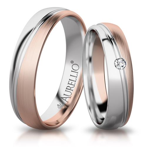 Snubní prsteny - Zapadající SLUNCE 1. fotka