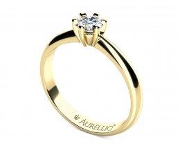 Zásnubní prsten - Hvězda Flora NEW