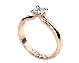 Zásnubní prsten - Hvězda Harmoniá NEW