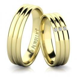 Snubní prsteny - Zónový MERKUR