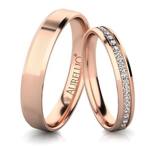Snubní prsteny - Rozzářené PLUTO 1. fotka
