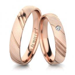 Snubní prsteny - Úchvatné SLUNCE