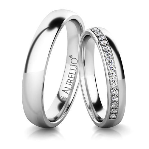 Snubní prsteny - Přívětivý URAN 1. fotka