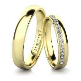 Snubní prsteny - Přívětivý URAN