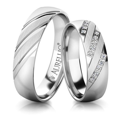 Snubní prsteny - Přesný URAN 1. fotka