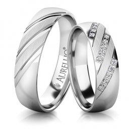 Snubní prsteny - Přesný URAN