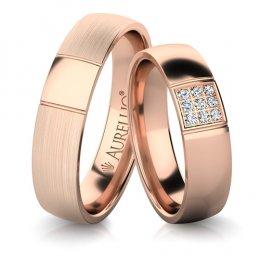 Snubní prsteny - Bojovná ZEMĚ