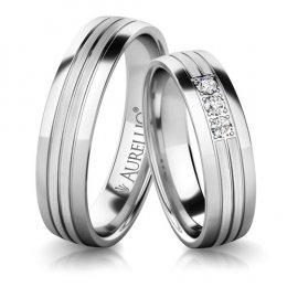 Snubní prsteny - Odvážná ZEMĚ